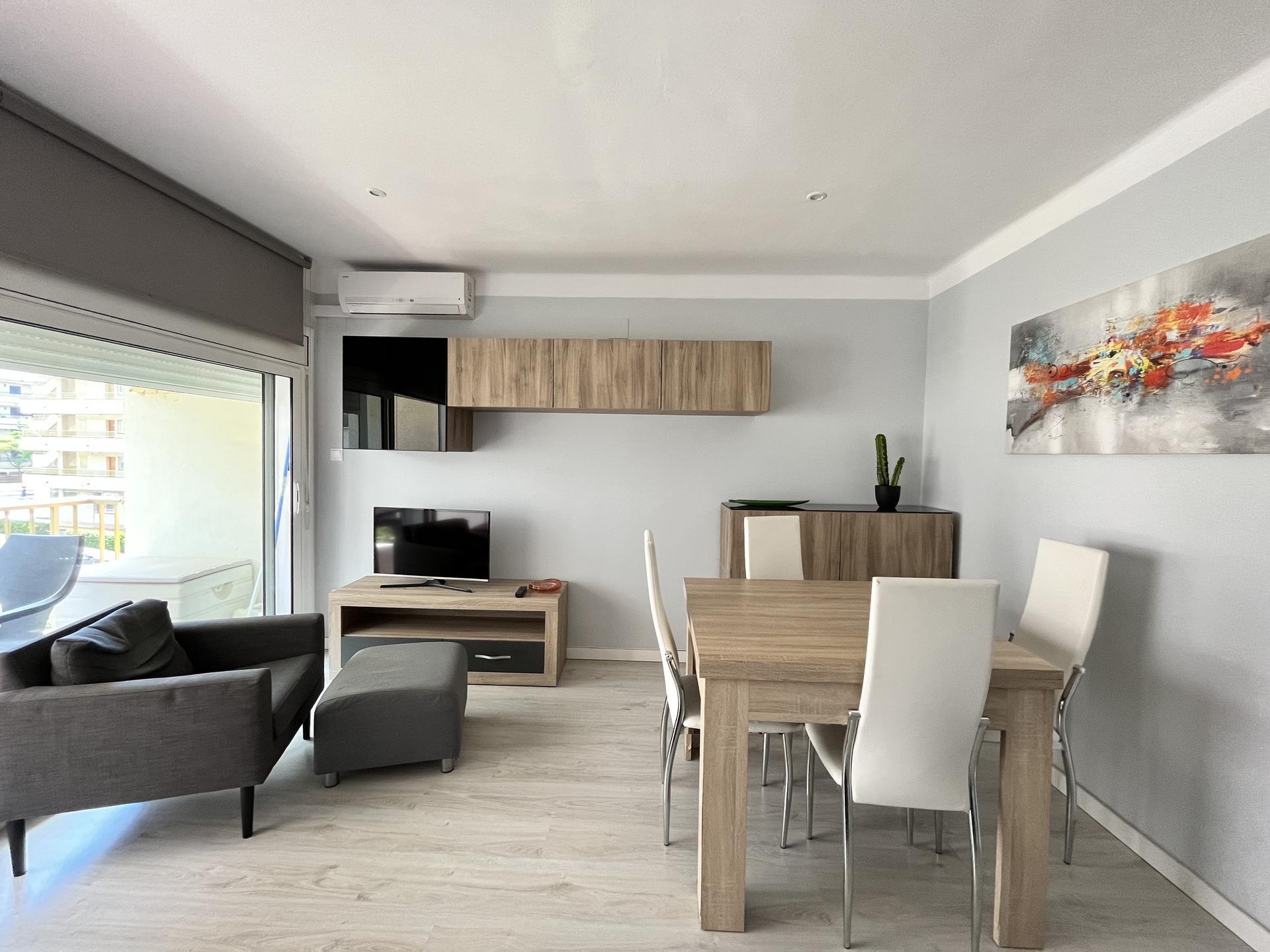 Apartament -                                       Cambrils -                                       2 dormitoris -                                       6 ocupants