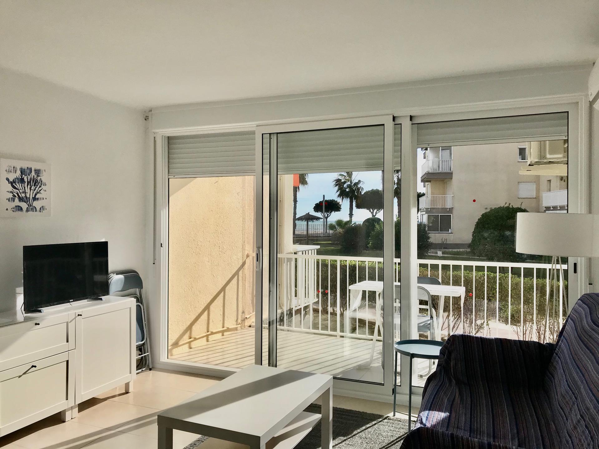Apartament -                                       Cambrils -                                       1 dormitoris -                                       5 ocupants