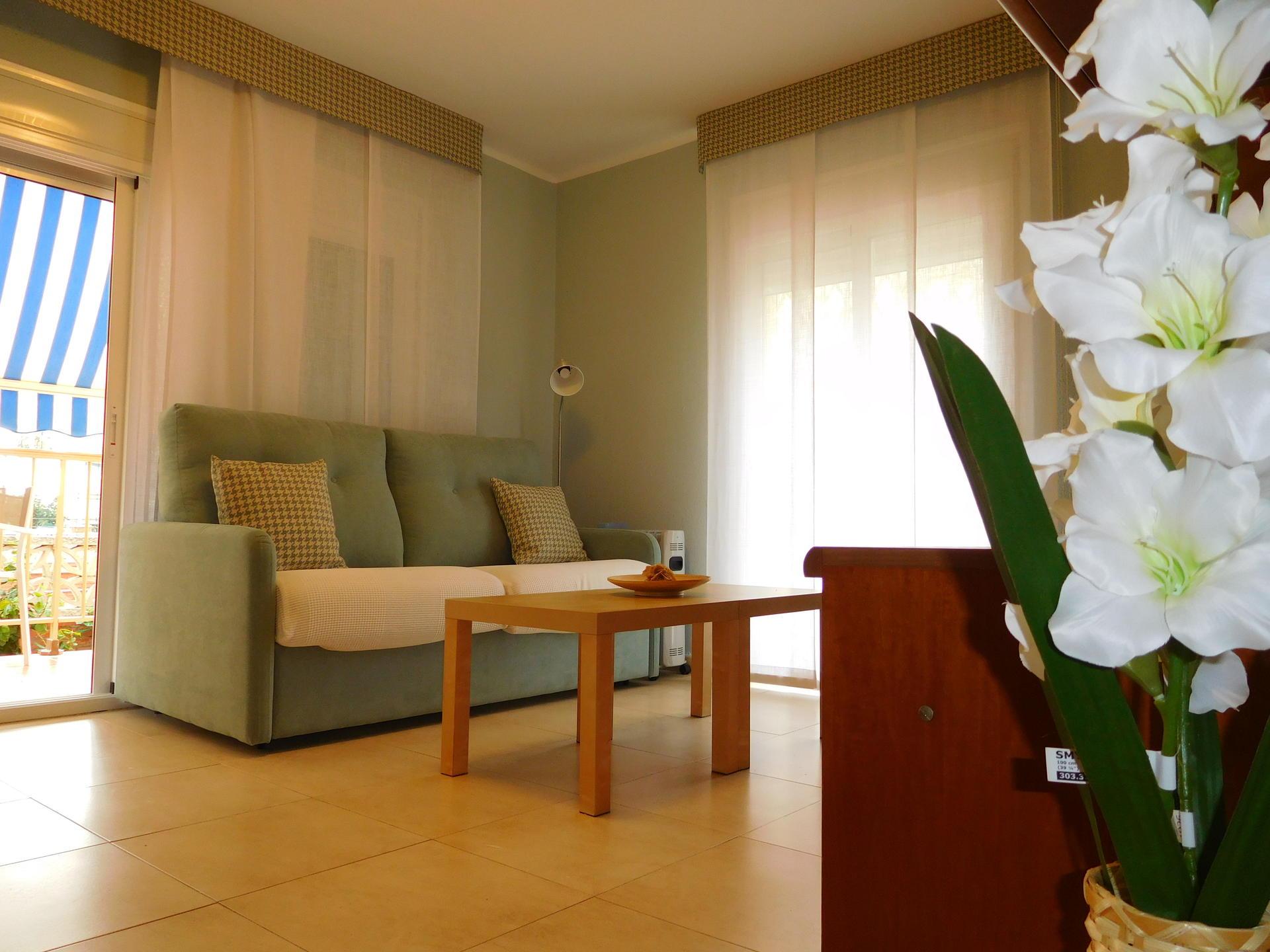 Apartament -                                       Cambrils -                                       2 dormitoris -                                       4 ocupants