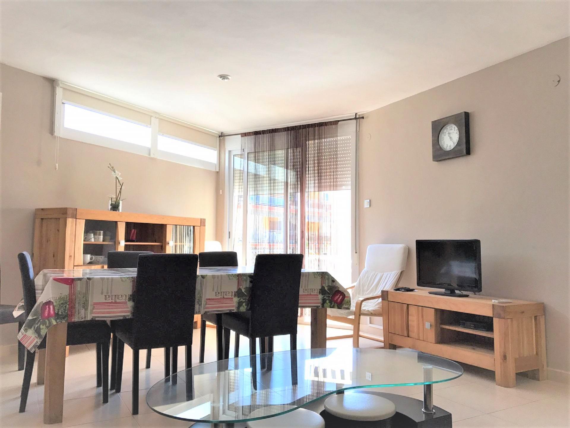 Apartament -                                       Cambrils -                                       2 dormitoris -                                       5 ocupants